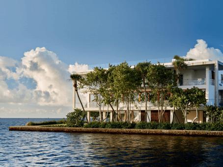 Cinema scope: Alejandro Landes designs a scene-stealing Miami home