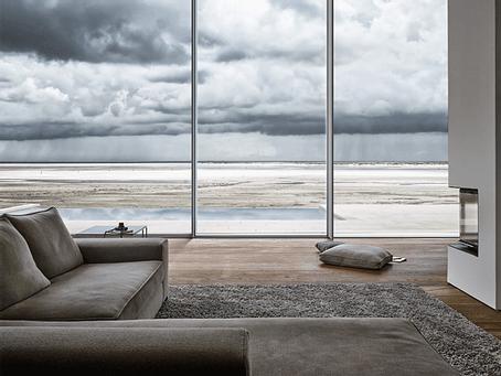 Sky-Frame Hurricane Sliding Glass Doors