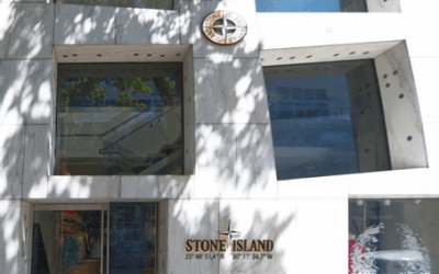 SLIMPACT® Used at Stone Island Project in Miami Design District