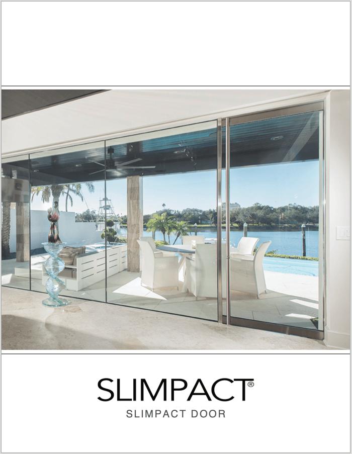 Slimpact Door Brochure