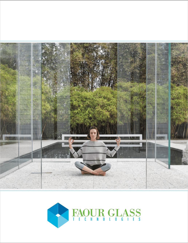 Faour Glass Brochure