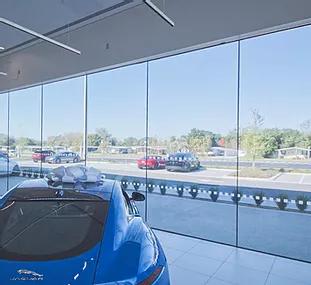 Frameless Glazing Solutions