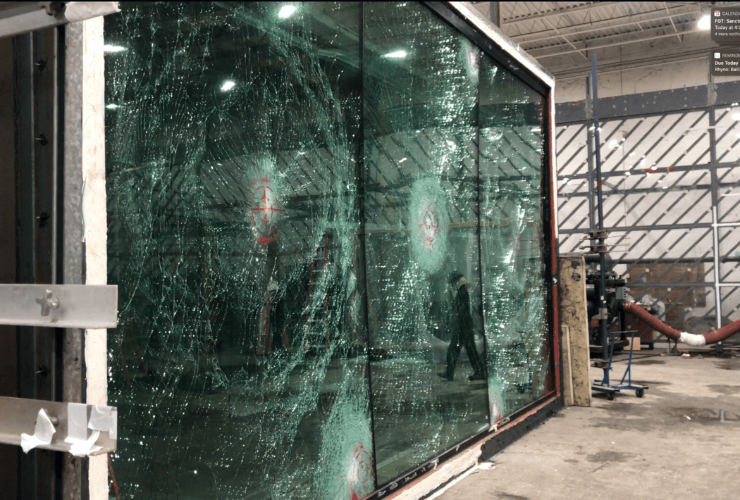 SLIMPACT with Insulated Glass