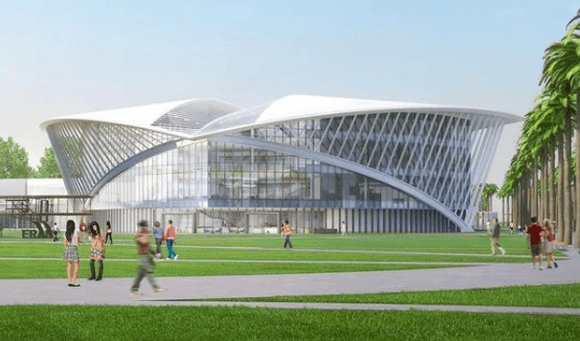 Embry-Riddle Aeronautical University's New Student Union Building Article