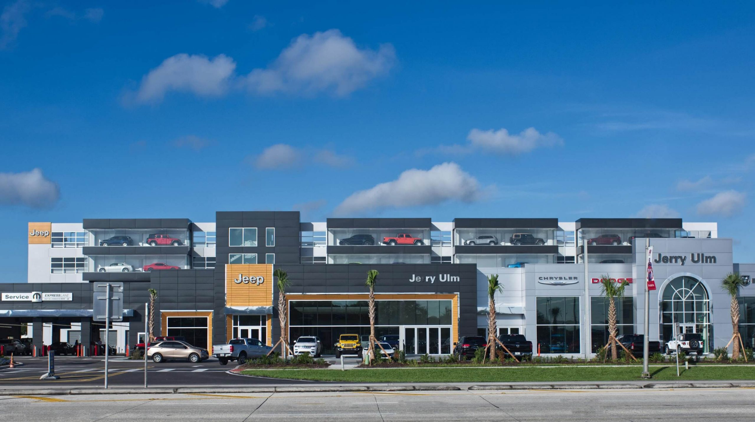 New Dodge, Jeep and Ram Dealership