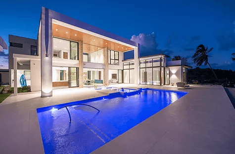 Private Residence – Grand Cayman