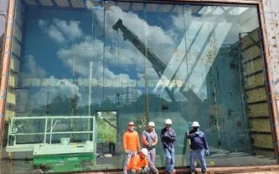 Six Trends in Commercial Jumbo Glass