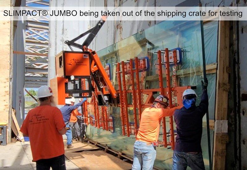SLIMPACT Jumbo at Intertek